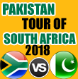Pakistan tour of South Africa 2018-19