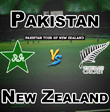 New Zealand Vs Pakistan in UAE 2018