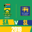 Sri Lanka tour of South Africa 2019