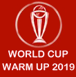 Cricket World Cup Warm-up 2019