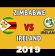 Zimbabwe tour of Ireland 2019