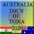 Australia tour of India 2020