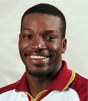 Chris Gayle scored 82* from 59 balls
