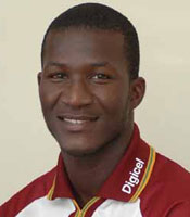 Darren Sammy's knock went in vain