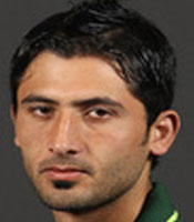 Junaid Khan took five wickets