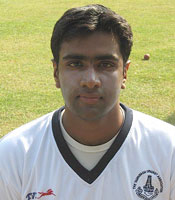 Ashwin took 3 for 32 in his 10 overs