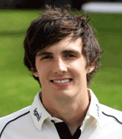 Steven Finn bowled brilliantly again