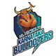 Karnataka Bulldozers team logo