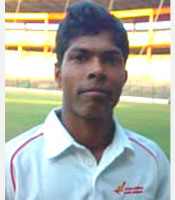 Umesh Yadav took three wickets