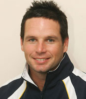 Brad Hodge scored 44 from 29 balls