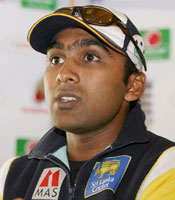 Mahela Jayawardene won the match for Delhi Daredevils