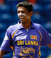 Farveez Maharoof had a great comeback