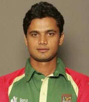 Mashrafe Mortaza - Man of the Match