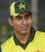 Nasir Jamshed scored a maiden ODI hundred