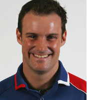 Andrew Strauss scored his 20th Test Century